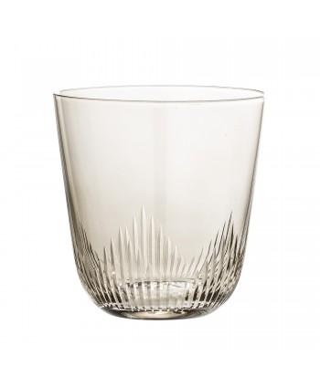 Vaso Cristal Ahumado