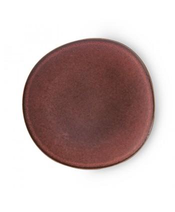 Plato Gress Color Tierra