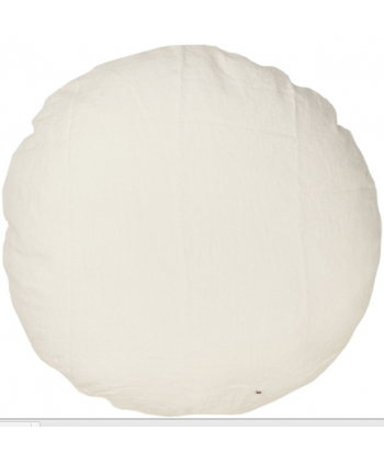 Almohada Redonda Blanca 65cm