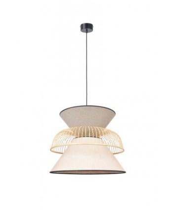 Lámpara de Techo en Lino y...