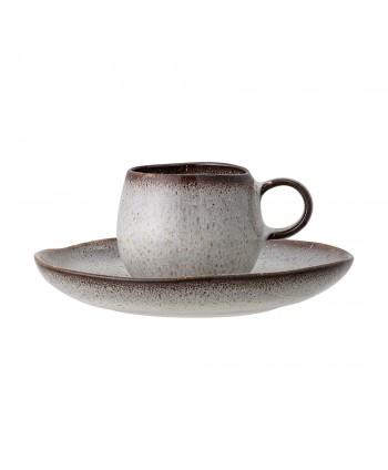 Taza de Espresso Con Plato...