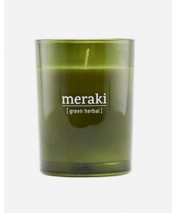 Vela Aromática Green Herbs