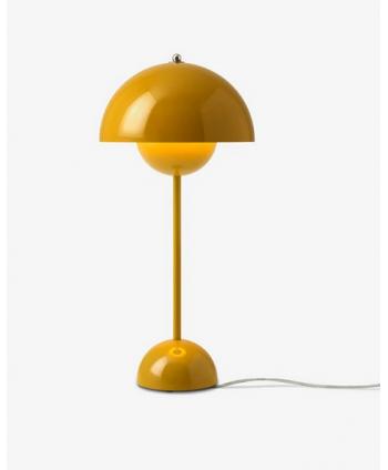 Lámpara de Mesa Mostaza