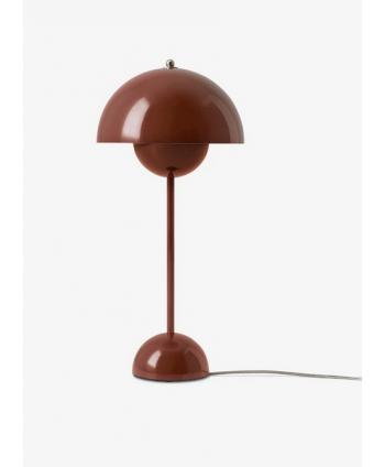 Lámpara de Mesa Granate